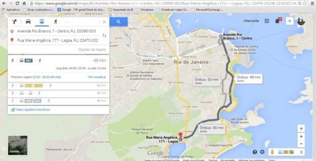 como andar de ônibus em SP planejar viagem