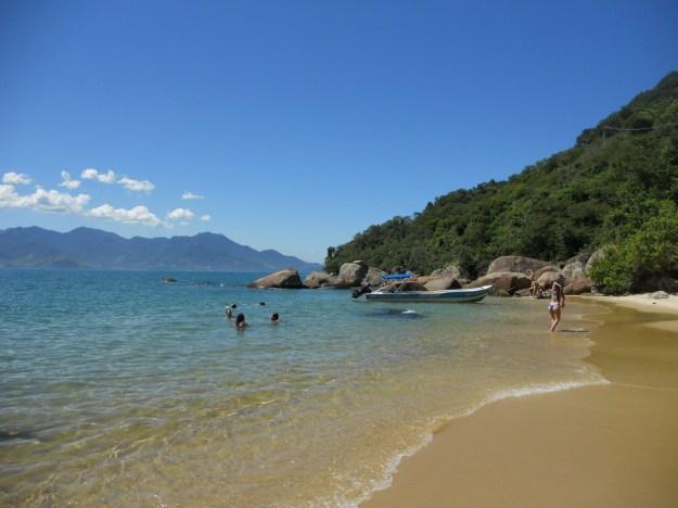 Praia da Feiticeira. Foto: Marcelle Ribeiro