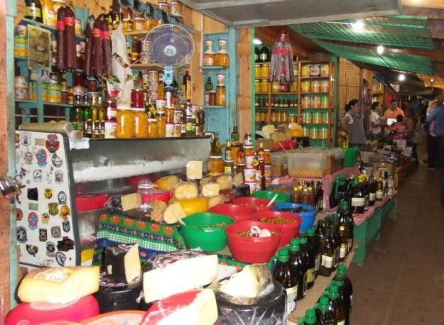 feirinha puerto iguazu compras em foz do iguaçu