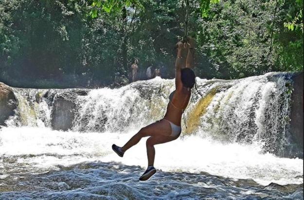 pontos turisticos de foz do iguacu cachoeira