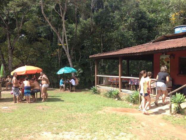 Toca da Onça, em Lumiar. Foto: Marcelle Ribeiro