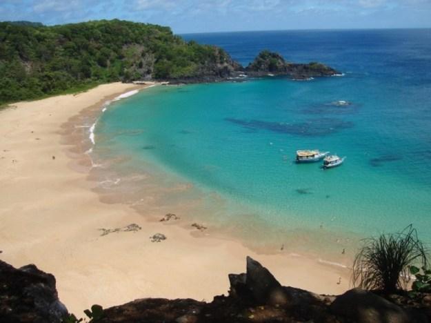 praias mais bonitas do brasil fernando de noronha
