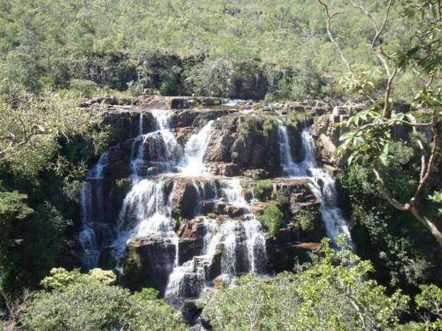 vila de sao jorge melhores cachoeiras chapada