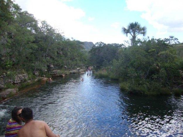 vila de sao jorge cachoeiras