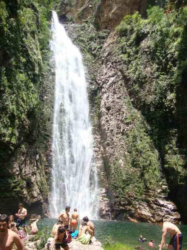 vila de sao jorge cachoeira do segredo