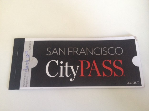 San Francisco City Pass: dá direito a transporte + ingressos.