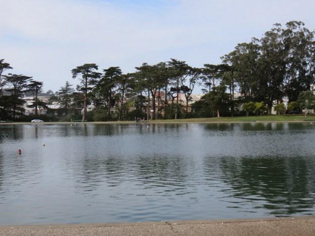 Spreckles Lake. Foto: Marcelle Ribeiro