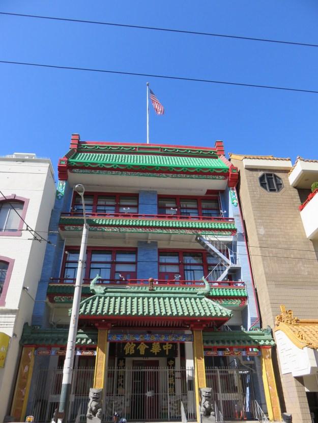 Chinatown de San Francisco. Foto: Marcelle Ribeiro