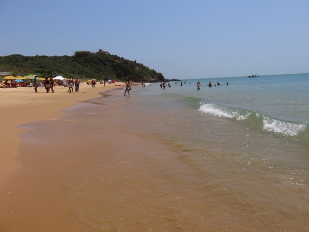 Praia da Tartaruga, em Búzios. Foto: Marcelle Ribeiro