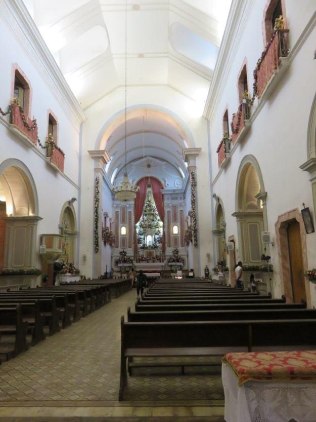 igreja centro paraty