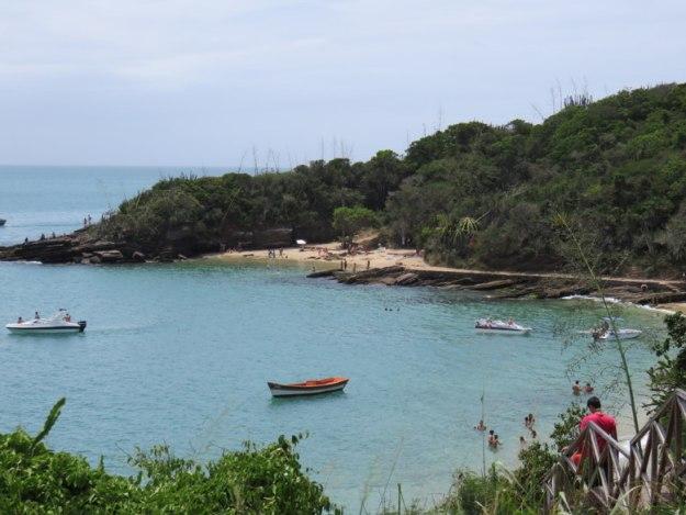 praia azeda azedinha roteiro Búzios