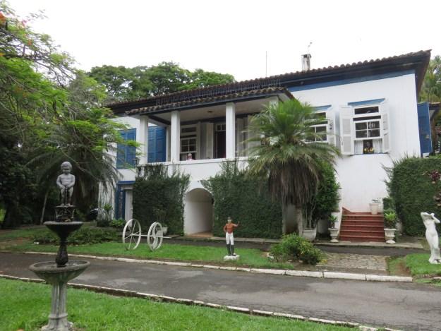 Hotel-fazenda Três Barras, em Bananal. Foto: Marcelle Ribeiro