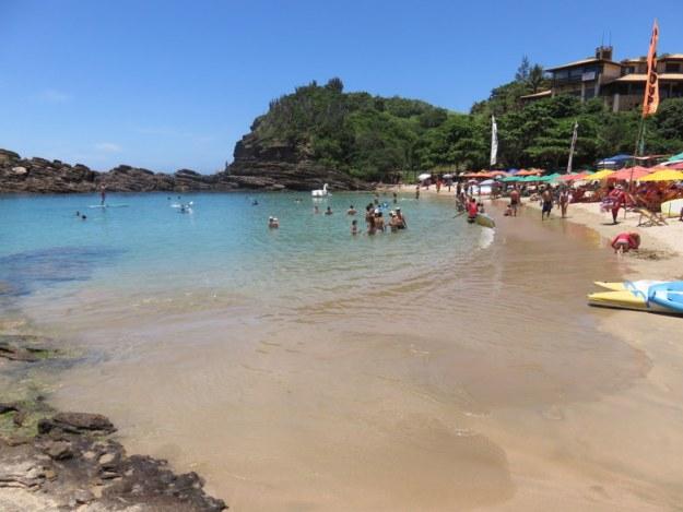 praia ferradurinha melhores praias de búzios