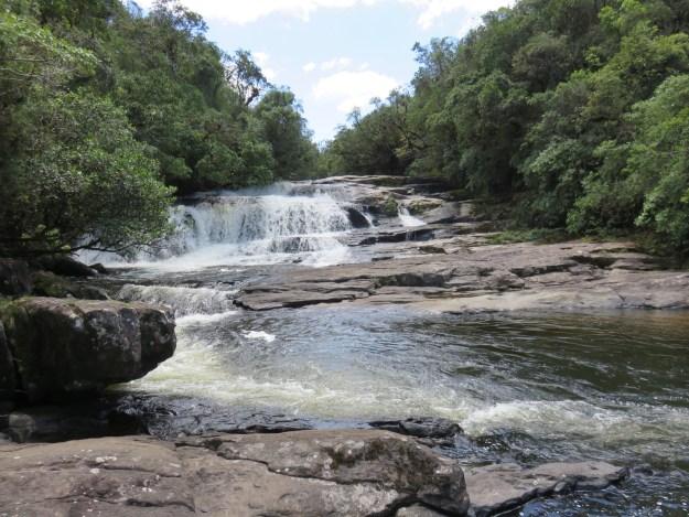 Cachoeira do Bracuí, em Bananal. Foto: Marcelle Ribeiro
