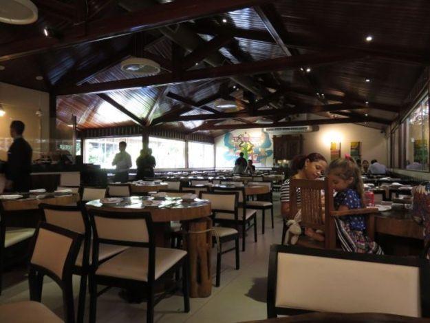 melhores restaurantes de belem remanso do bosque vale a pena