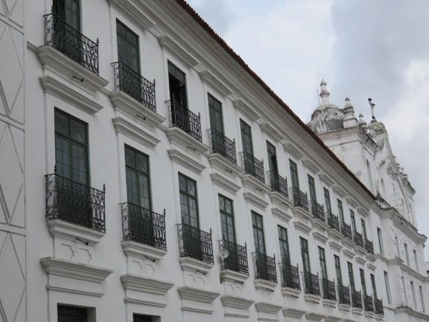 Museu de Arte Sacra de Belém. Foto: Marcelle Ribeiro