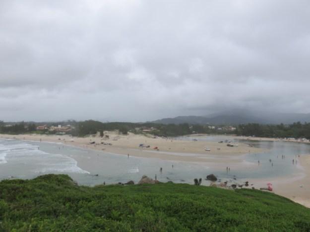 praia da ferrugem barra