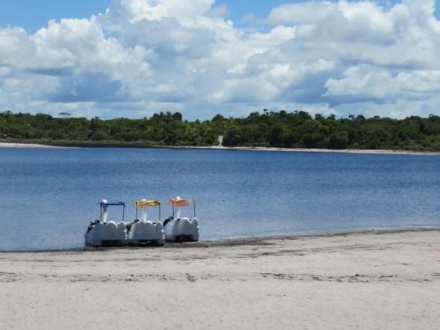 o que fazer em barra grande lagoa cassange