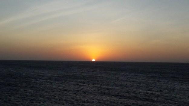 Duna do Pôr do Sol, em Jericoacoara. Foto: Marcelle Ribeiro.