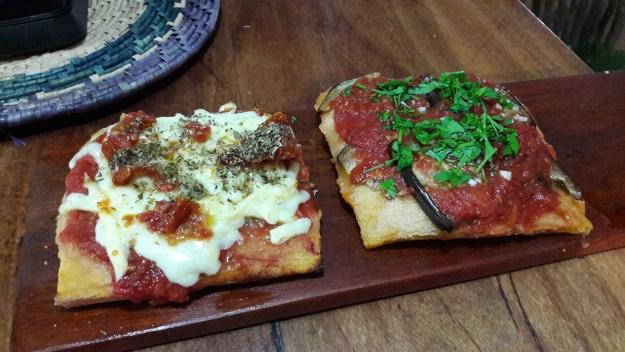 Pizza Ao Volo, em Jericoacoara. Foto: Marcelle Ribeiro