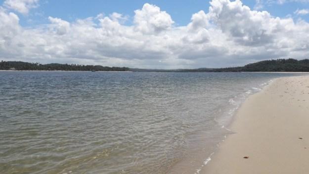 praia dos carneiros vista do banco de areia o que fazer na praia dos carneiros