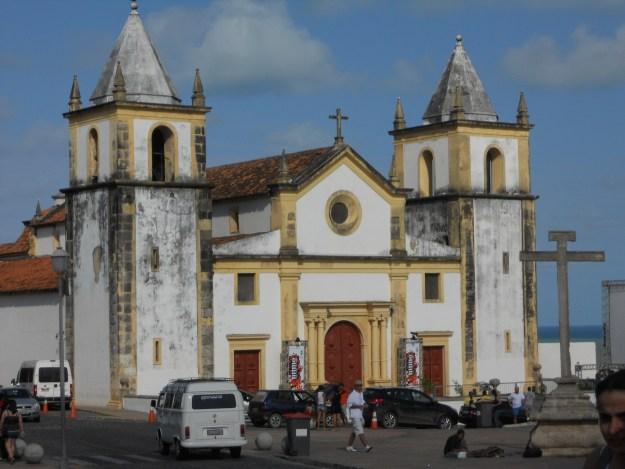 Igreja da Sé, em Olinda. Foto: Marcelle Ribeiro.