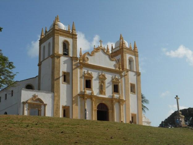 Igreja em Olinda. Foto: Marcelle Ribeiro.