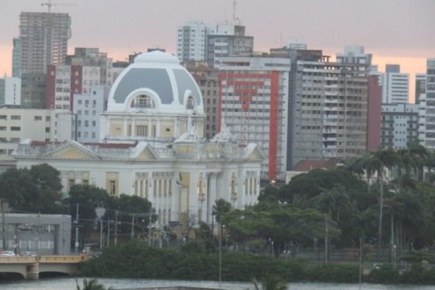 centro historico de recife torre