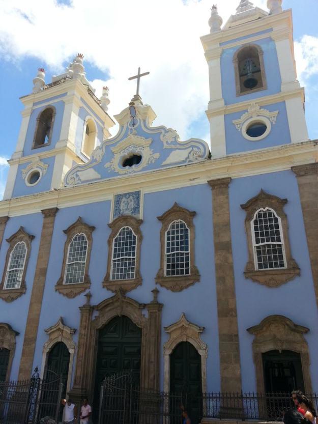 centro historico de salvador igreja nossa senhora rosario pretos