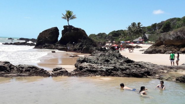 o que fazer em joao pessoa praia tambaba