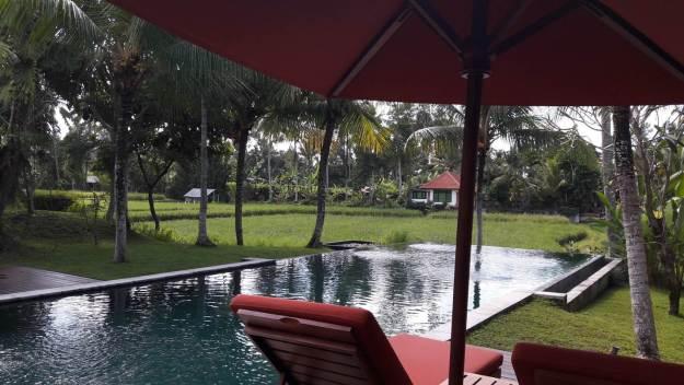 Hotel Villa Sabandari, em Ubud, Bali. Foto: Marcelle Ribeiro.