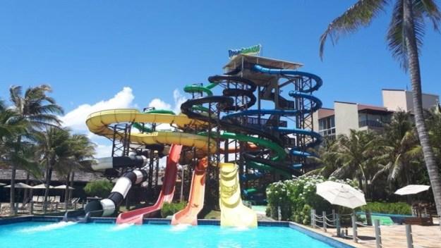 o que fazer em fortaleza beachpark
