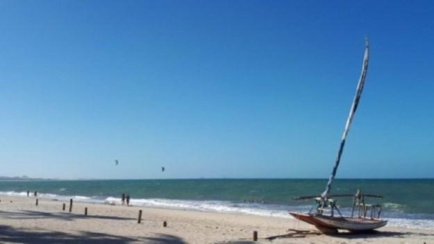 o que fazer em fortaleza praia cumbuco