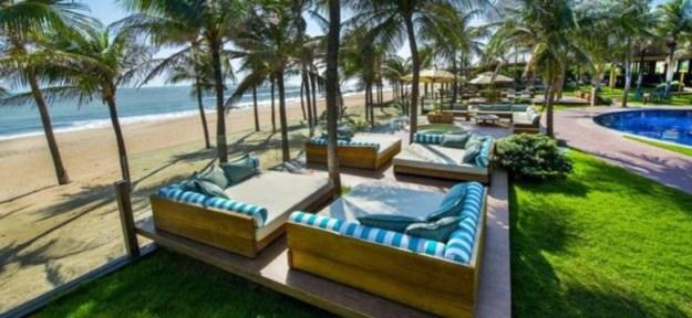 carmel resort da praia de cumbuco