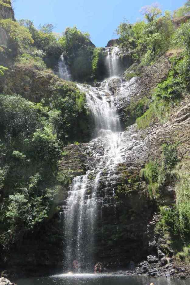 cachoeiras na serra do cipo cachoeira farofa