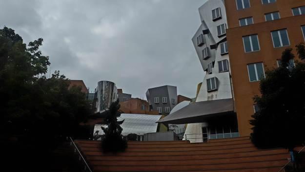 prédio MIT Boston