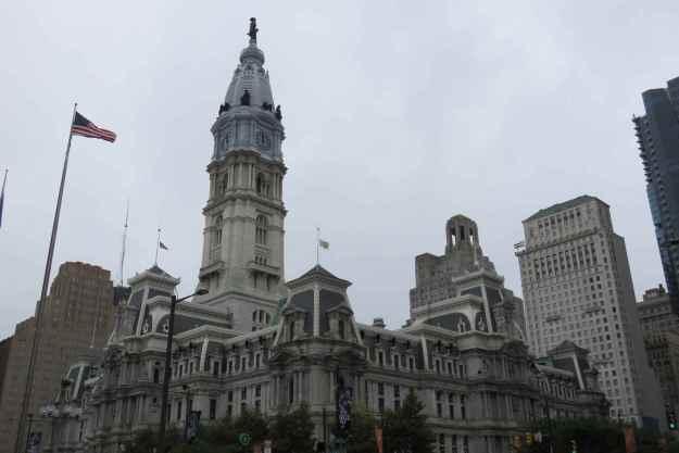 sede da Prefeitura da Filadélfia