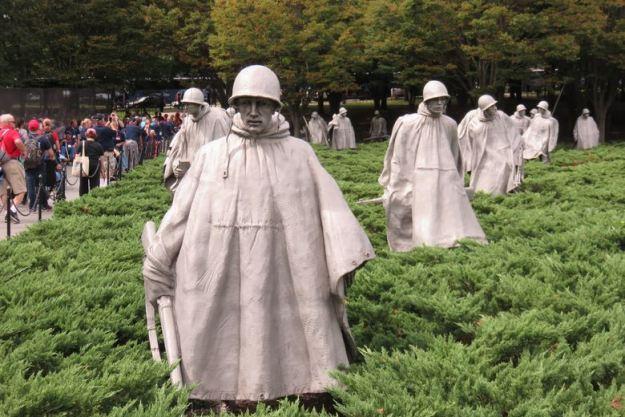 o que fazer em washington memorial coreia