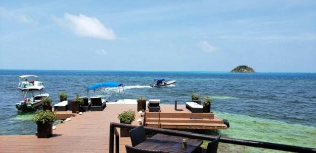 hotel deep blue ilha de providencia