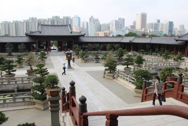 O que fazer em Hong Kong, Nan Lian Garden