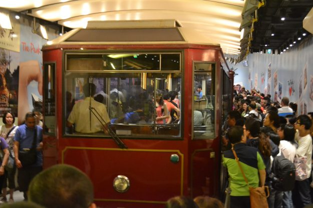 O que fazer em Hong Kong, Tram