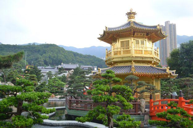 O que fazer em Hong Kong, vista Nan Lian Garden