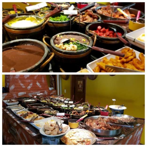 comida mineira restaurante sinhá teresópolis
