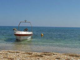 Ilha de Milos, Paleohori
