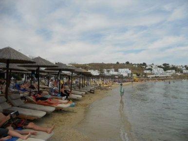 Mykonos, Grécia, Platys Gialos