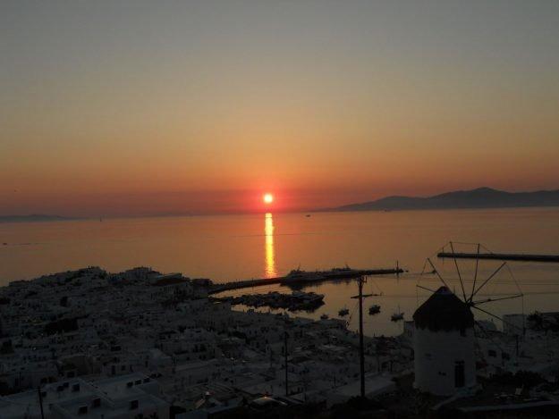 Mykonos, Grécia, Mykonos Town