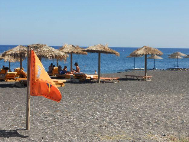 O que fazer em Santorini, Perissa