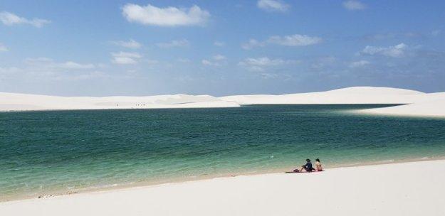 Lagoa do Peixe Santo Amaro do Maranhão