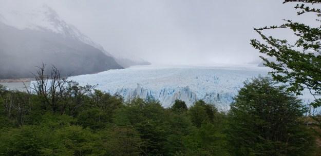 glaciar perito moreno passarelha mata