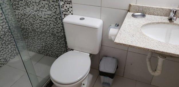 banheiro pousada monteiro conservatória